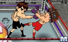 Ben10 Vs Bakugan Fight