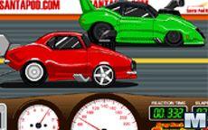 Santa Pod Racing