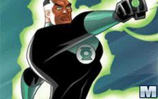Green Lantern - Space Escape