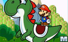 Mario And Yoshi Adventure