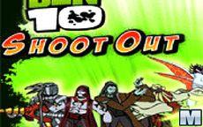 Ben 10 Shoot Out
