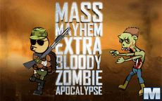 Mass Mayhem Zombie