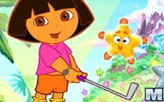 Dora Star Mountain Mini Golf