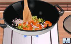 Готовим с Сарой: суп из чечевицы