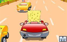 Spongebob Road