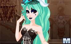Halloween Make Up: Spider Queen