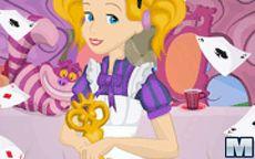Alice In Wonderland Makeover