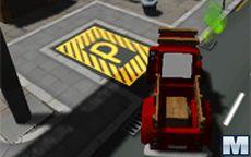 Truck Parking City Adventures