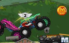 Monster Wheel 2