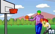 Свободные броски в баскетболе