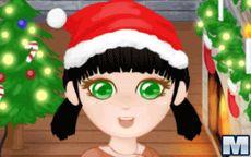Одень Девочку на Новый год