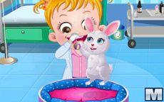 Малышка Хейзел: Ветеринария Домашних животных