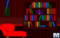 Toon Escape Spook House