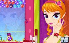 Fun Bubble Makeup