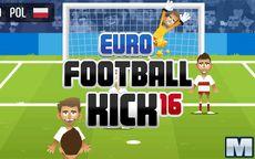 Euro Football Kick