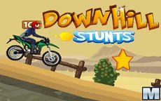 Down Hill Stunts