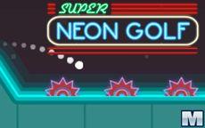 Super Neon Golf
