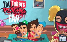 YouTubers Piñata Psycho Fan