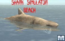 Shark Simulator Beach