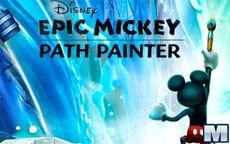Epic Mickey Path Painter