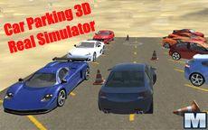 Car Parking 3D Real Simulator