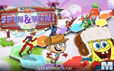 Winter Spin & Win