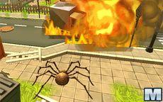 Spider Simulator Amazing City