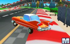 Cartoon Crash Derby Destruction