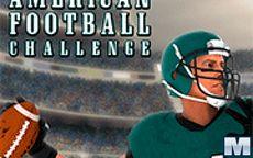 American Football Challange