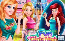 Fun Girls Night