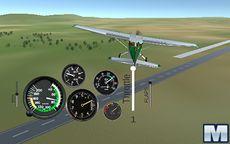 3D Flight Simulator