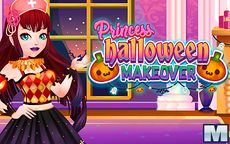 Princess Halloween Makeover