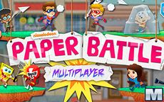 Paper Battle Multiplayer