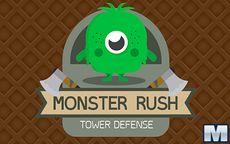 Monster Rush: Tower Defense