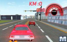 Traffic Car Racing 3D