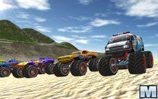 Offroad Monster Truck Simulator