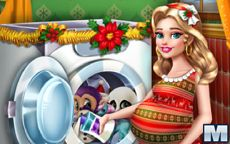 Christmas Washing Toys