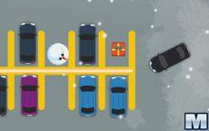 Holiday Parking Panic
