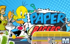 Paper Racers