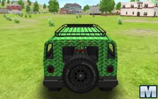 Transport Driving Simulator