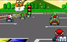 Super Mario Kart: Crazy Tracks