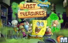 Spongebob Squarepants: Lost Treasures