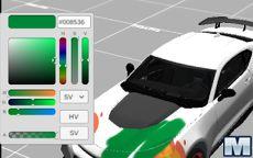 Car Painting Simulator