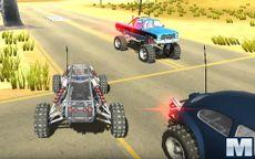 Buggy Drive Stunt Sim