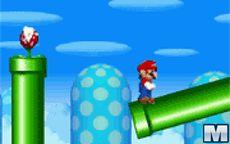 New Super Mario Bros Flash